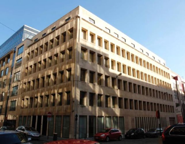 Science 41 - Office to let in Leopold District at Brussels